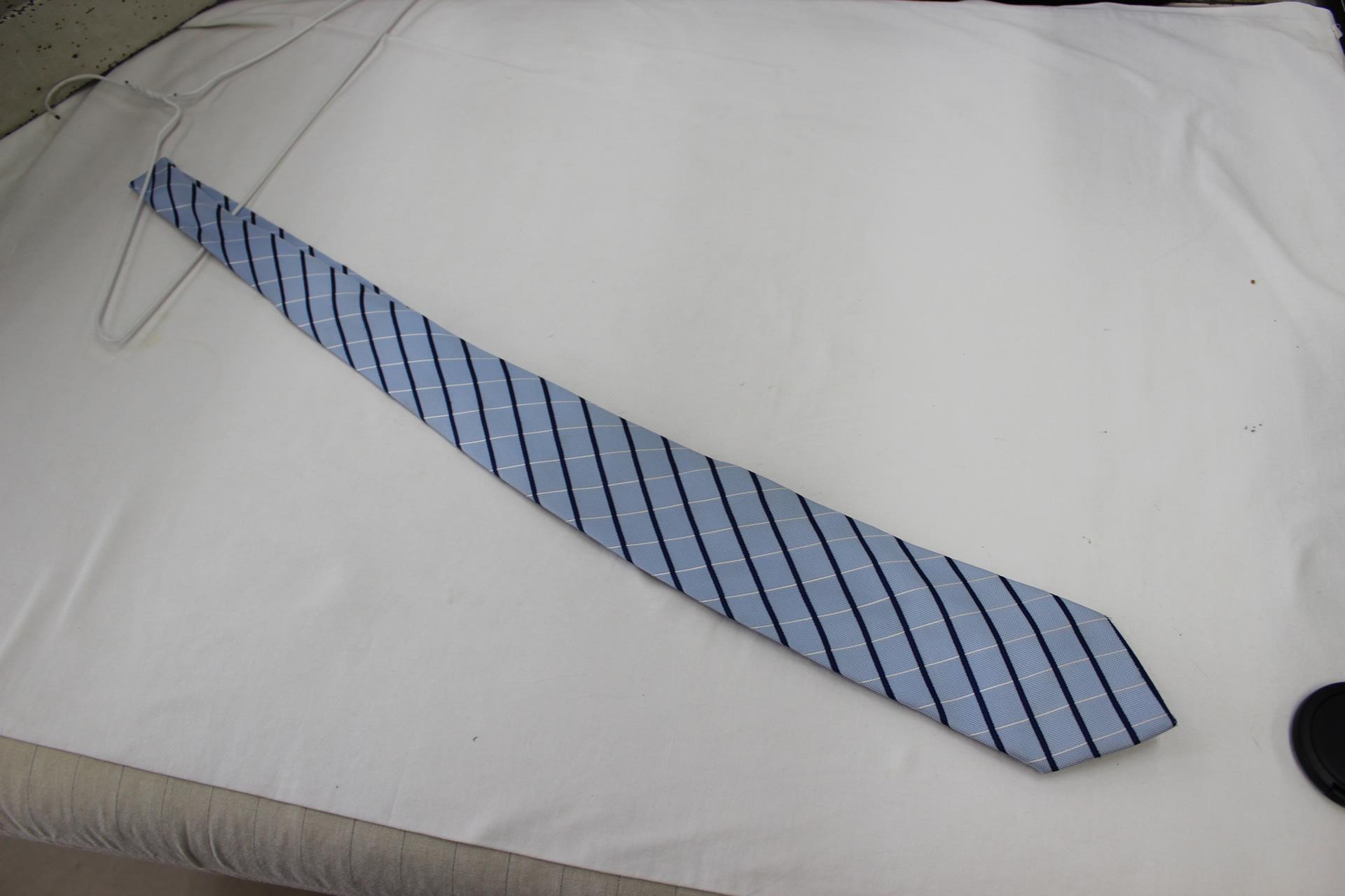 ネクタイの汚れ アフター