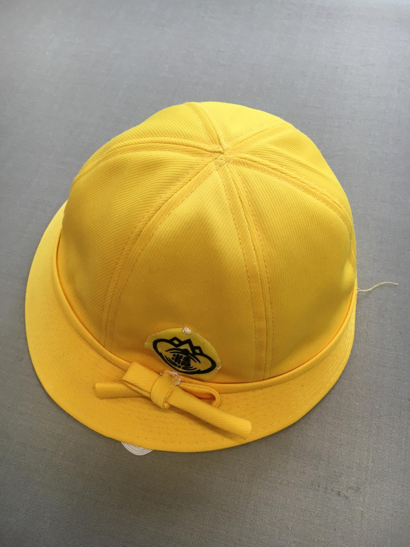 帽子の汚れ02 アフター