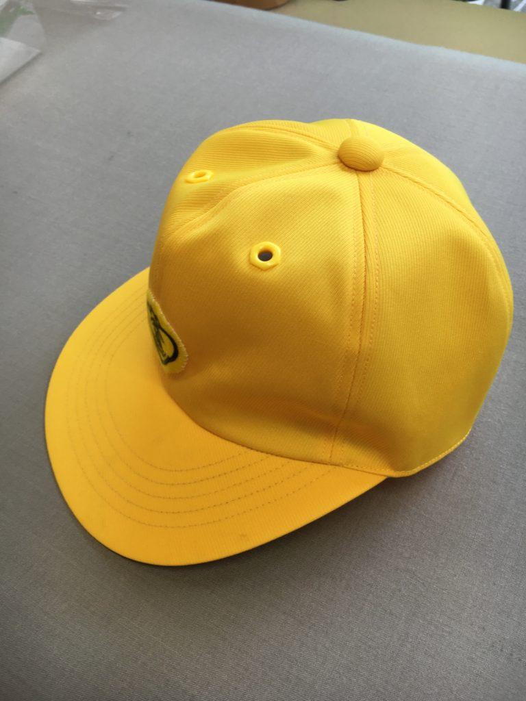 帽子の汚れ01 アフター